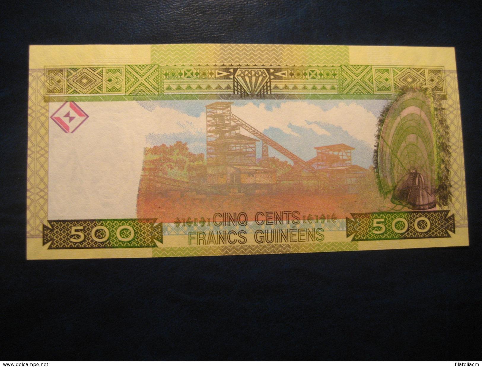 UNC Pick 19 Guinea,100 Sylis 1971