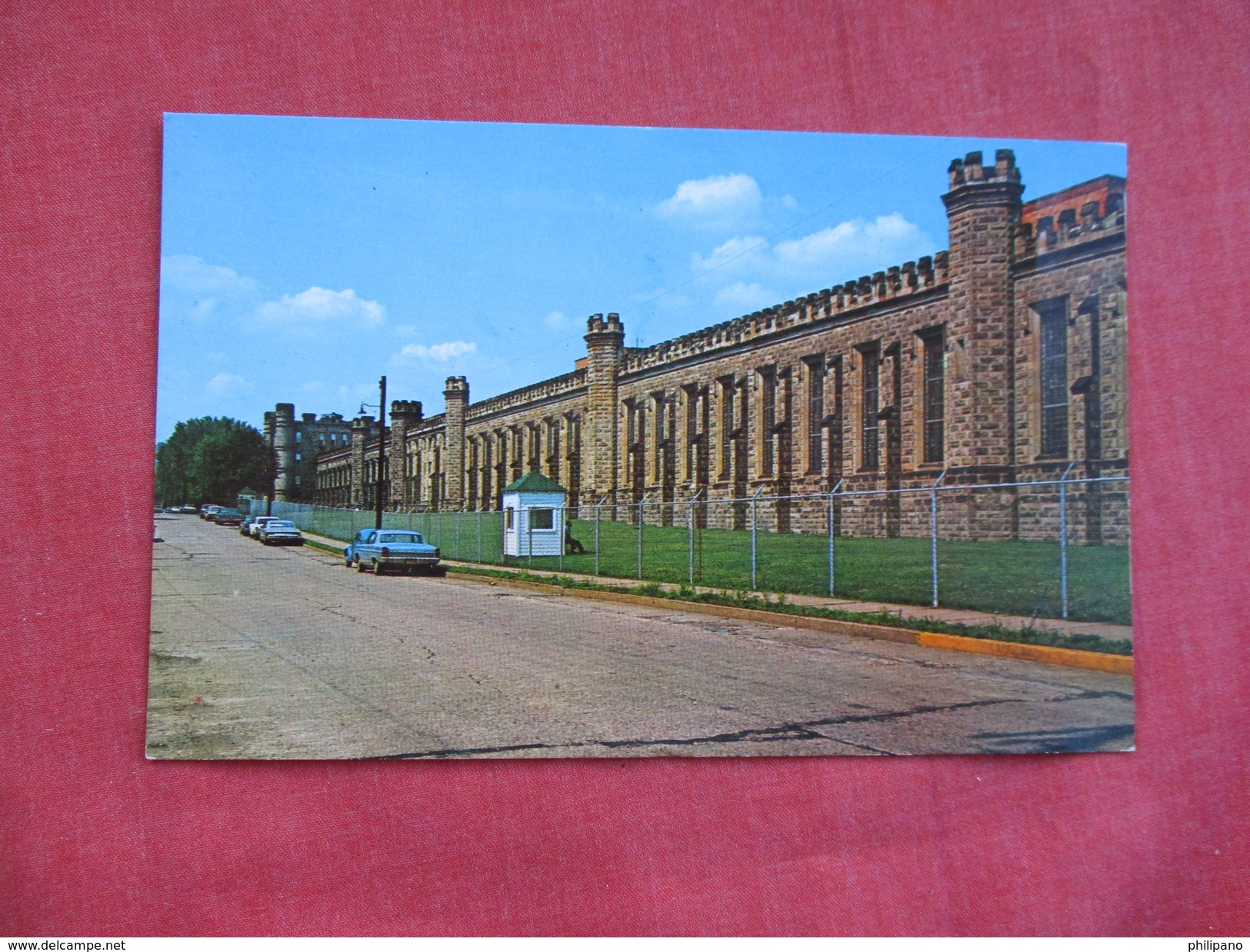 West Virginia State Penitentary  Moundsville WV   ===ref 2797 - Gevangenis