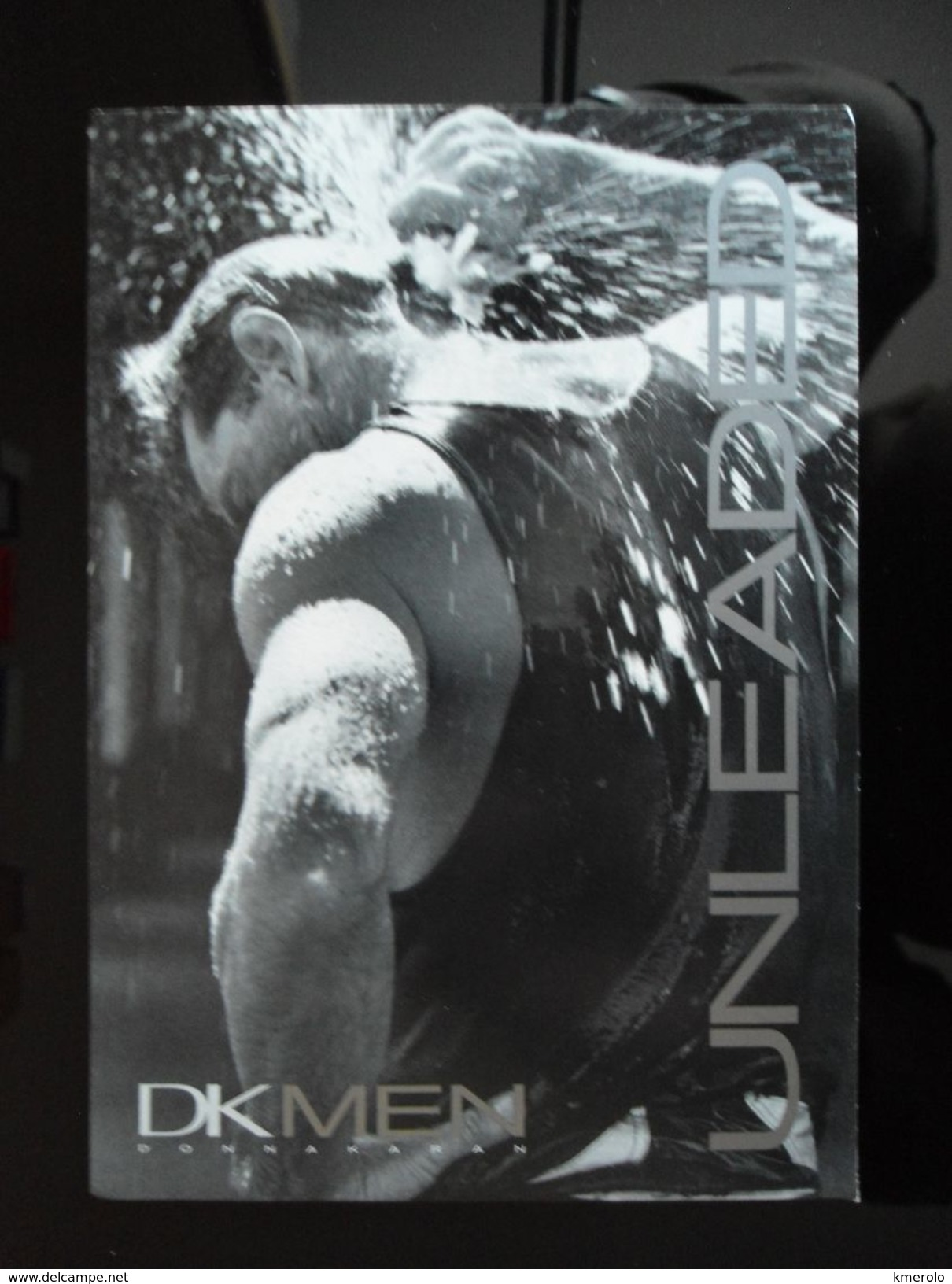 DKMEN Parfum Carte Postale - Perfume Cards