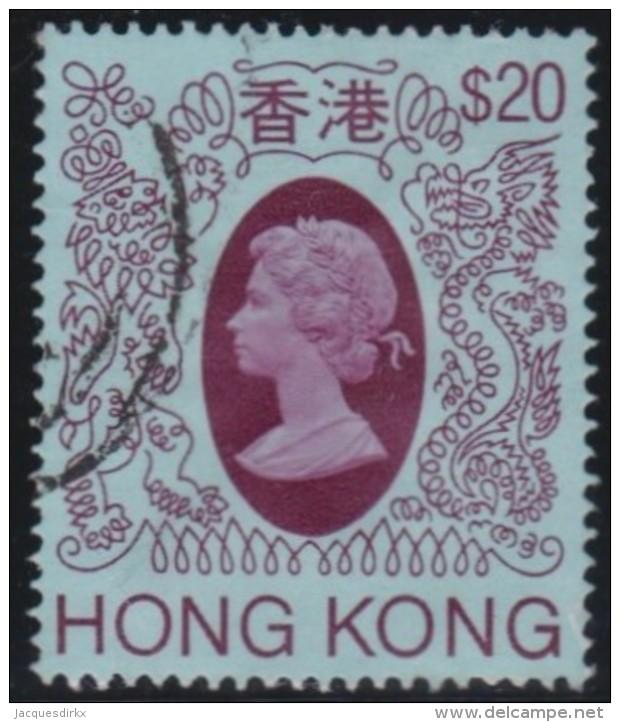 Hong Kong      .    SG     .      429        .       O      .   Gebruikt    .    /  .   Cancelled - Hong Kong (...-1997)