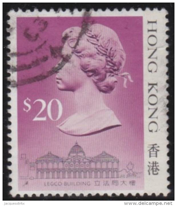 Hong Kong      .    SG     .      551A    .       O      .   Gebruikt    .    /  .   Cancelled - Hong Kong (...-1997)