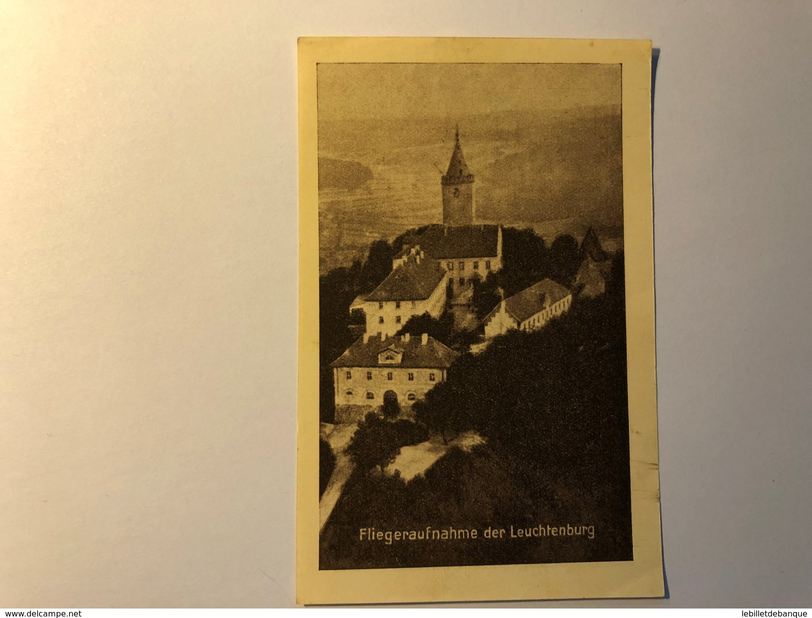 Allemagne Notgeld Kahla 50 Pfennig - [ 3] 1918-1933 : République De Weimar