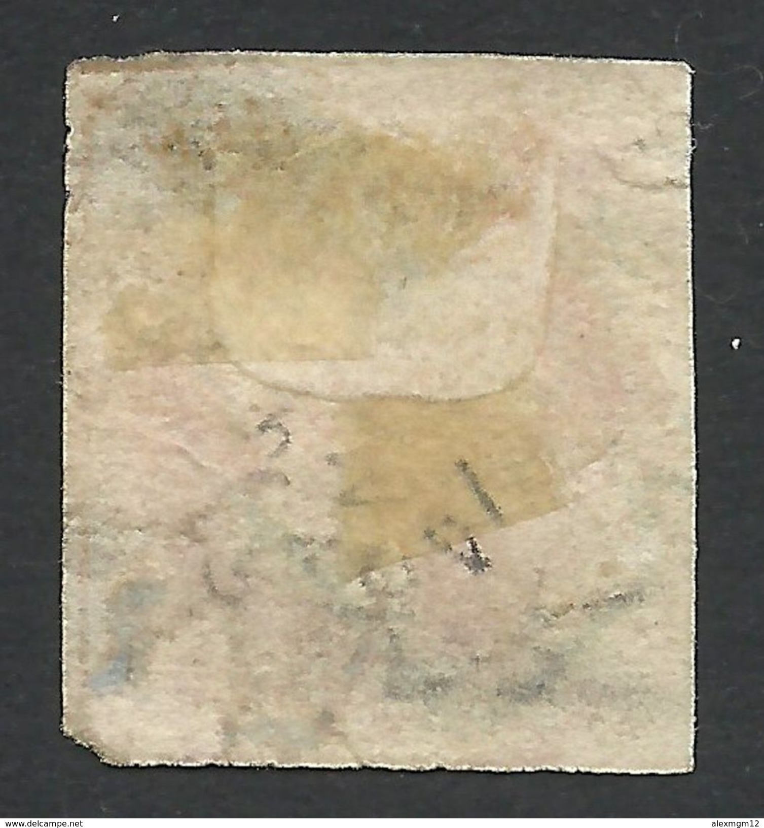 Hanover, 3 G. 1859, Sc # 22a, Mi # 16, Used. - Hanover