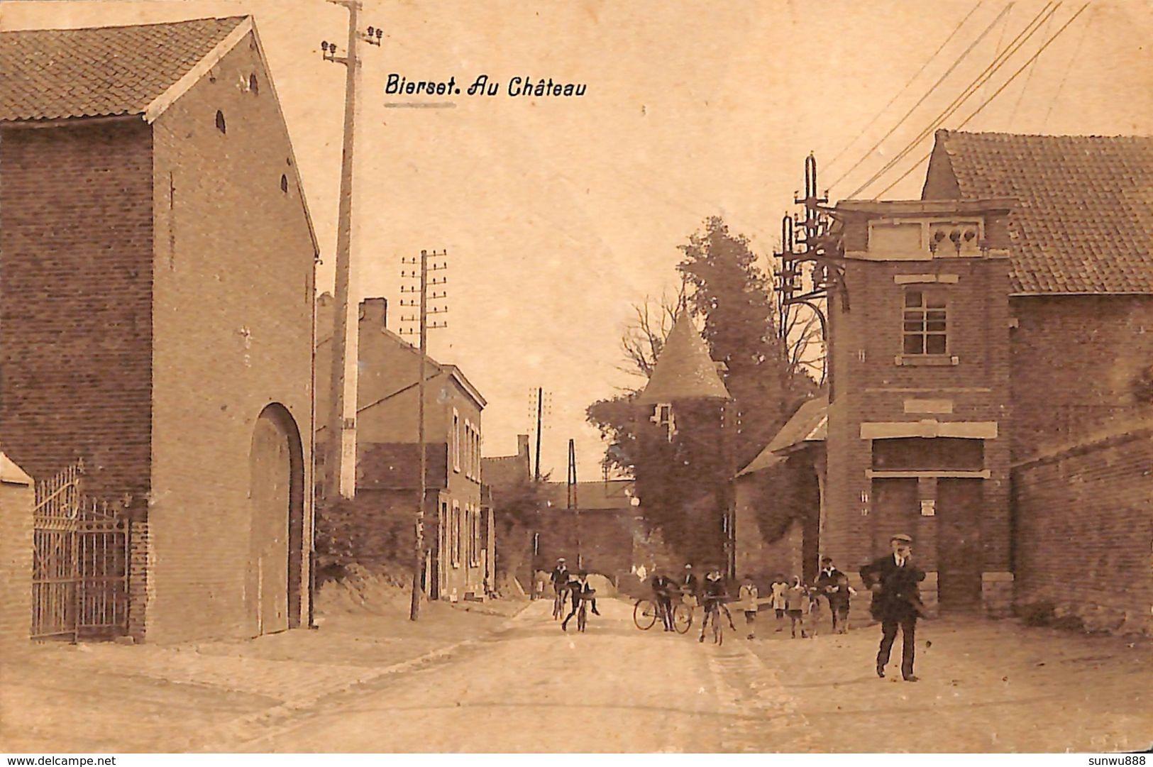 Bierset - Au Château (animée, Edit Henri Kaquet) - Grâce-Hollogne