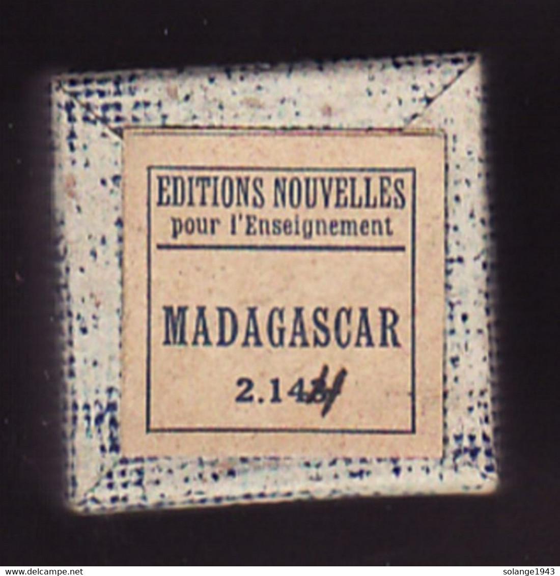 1 Film Fixe MADAGASCAR (ETAT TTB ) - Bobines De Films: 35mm - 16mm - 9,5+8+S8mm