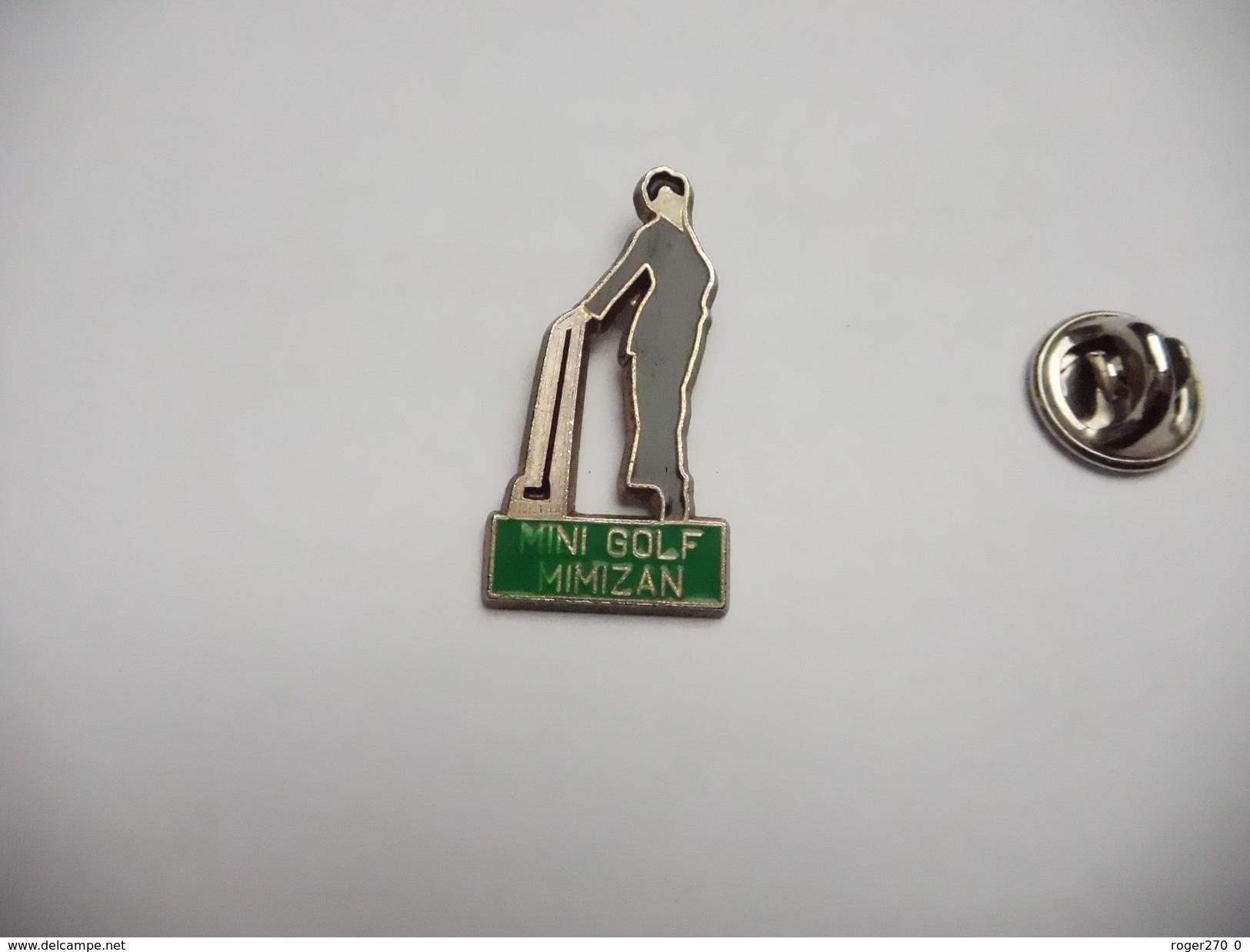 Beau Pin's , Mini Golf De Mimizan , Landes - Golf