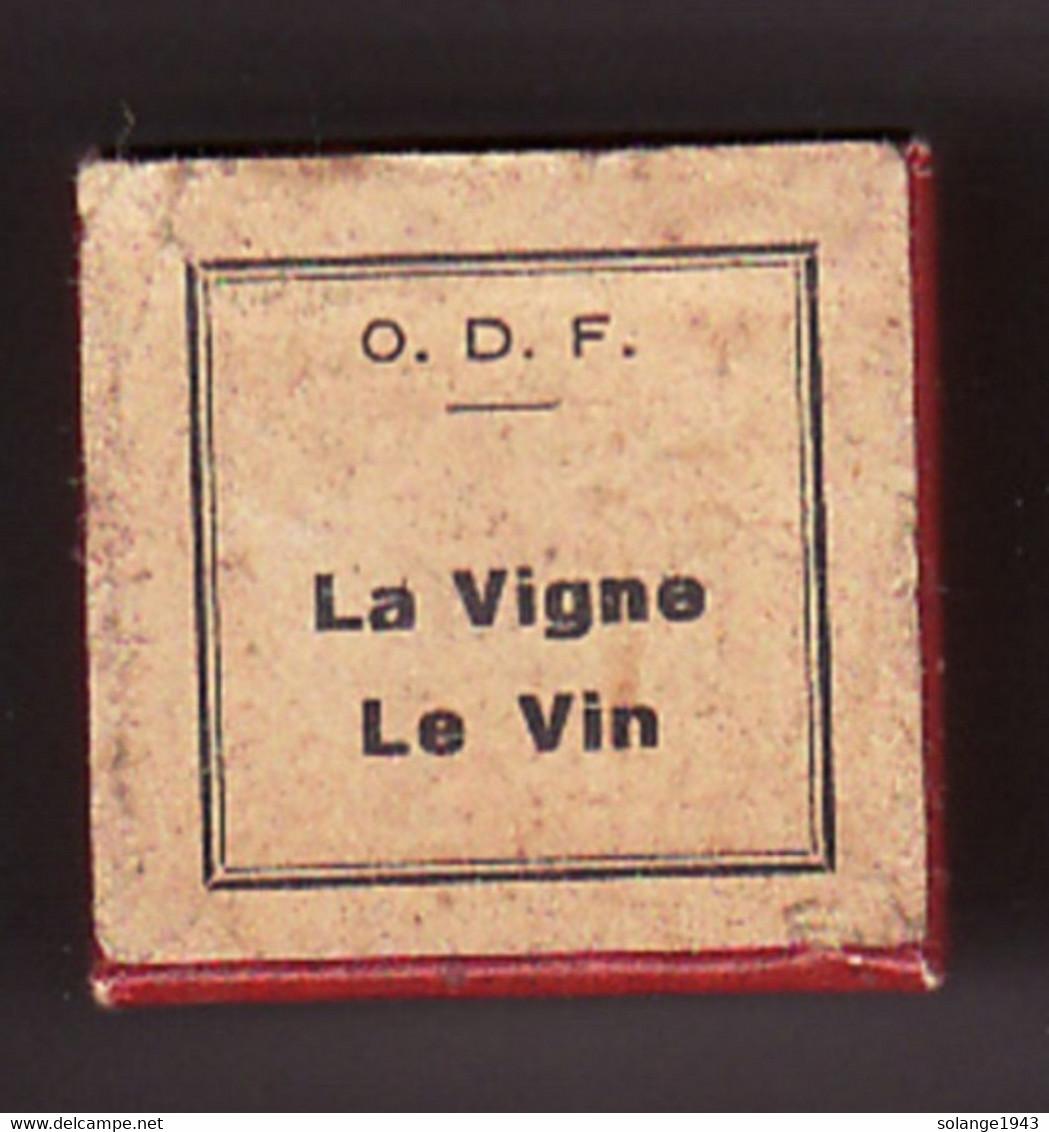1 Film Fixe LA VIGNE ET LE VIN (ETAT TTB ) - Bobines De Films: 35mm - 16mm - 9,5+8+S8mm