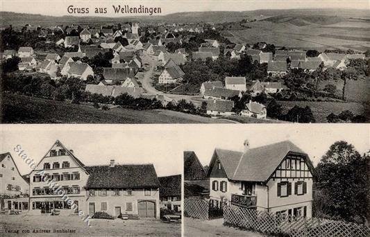 Wellendingen (7217) I - Militaria