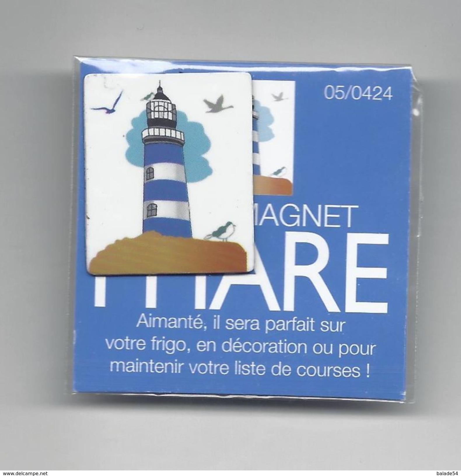 Magnet PHARE Aimanté - Tourisme