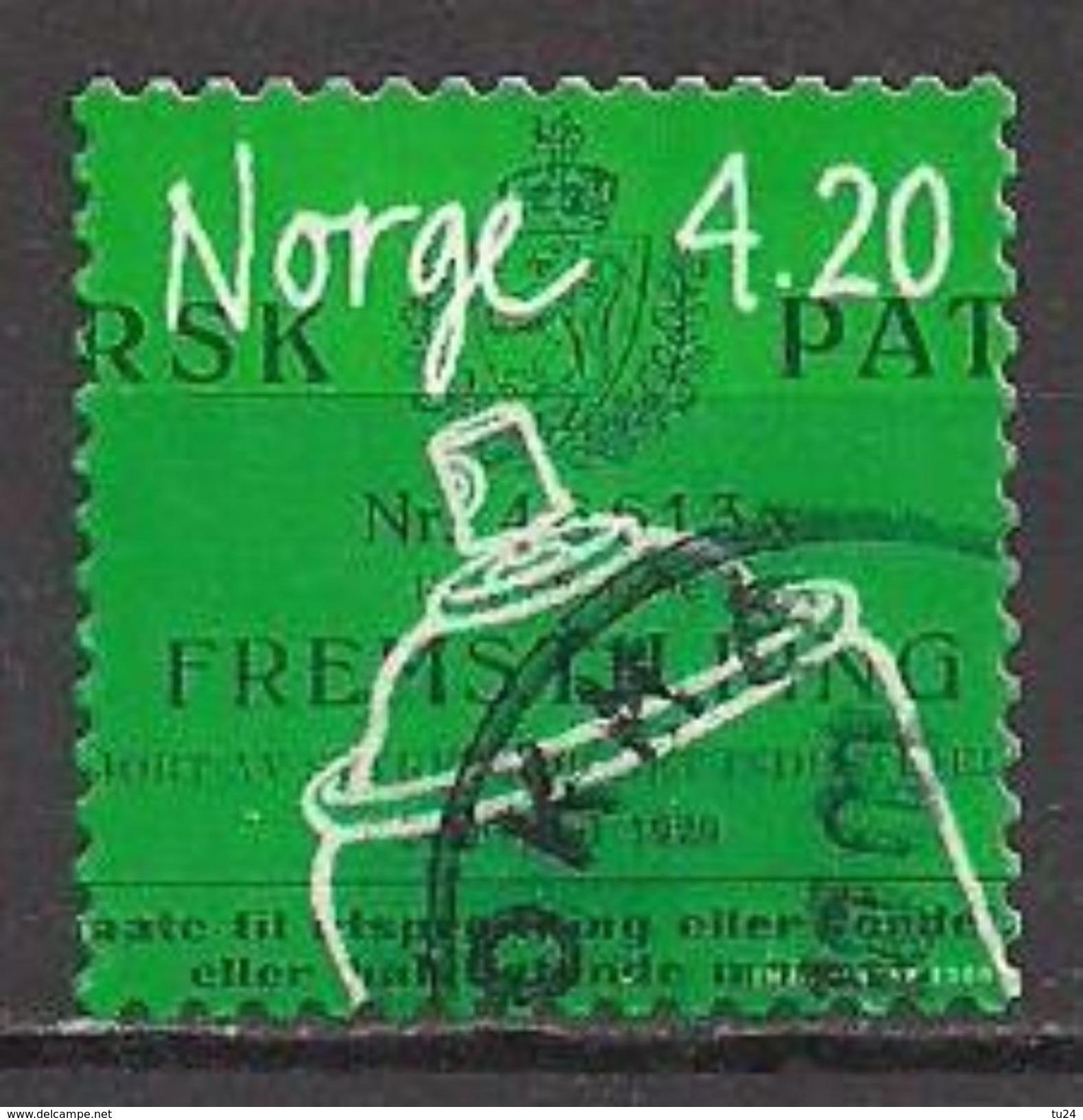 Norwegen  (2000)  Mi.Nr.  1354  Gest. / Used  (15eu03) - Norwegen