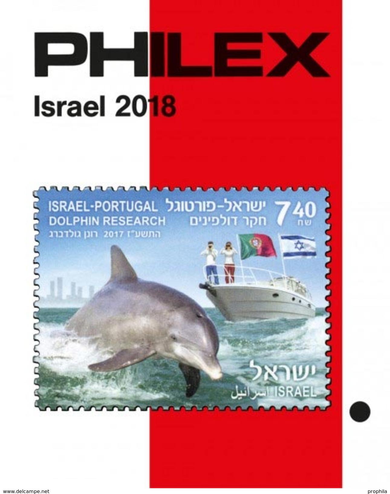 PHILEX Israel 2018 - Cataloghi
