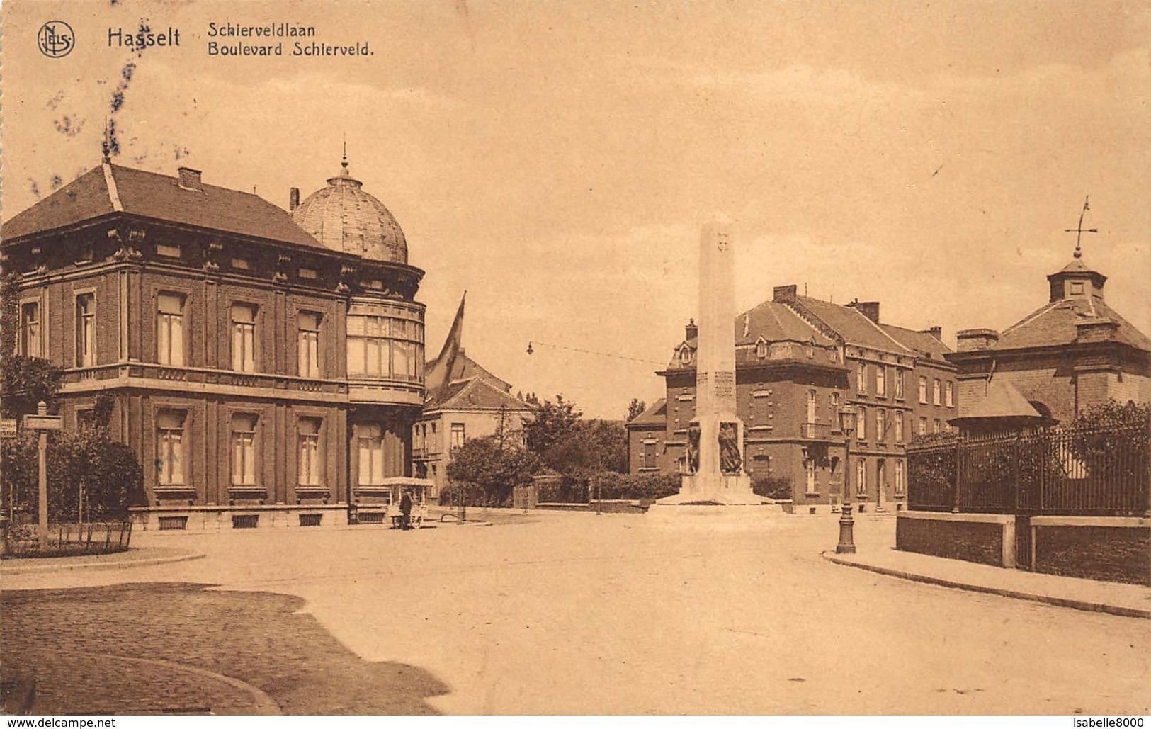 Hasselt   Schierveldlaan  Boulevard Schierveld         I 2620 - Hasselt