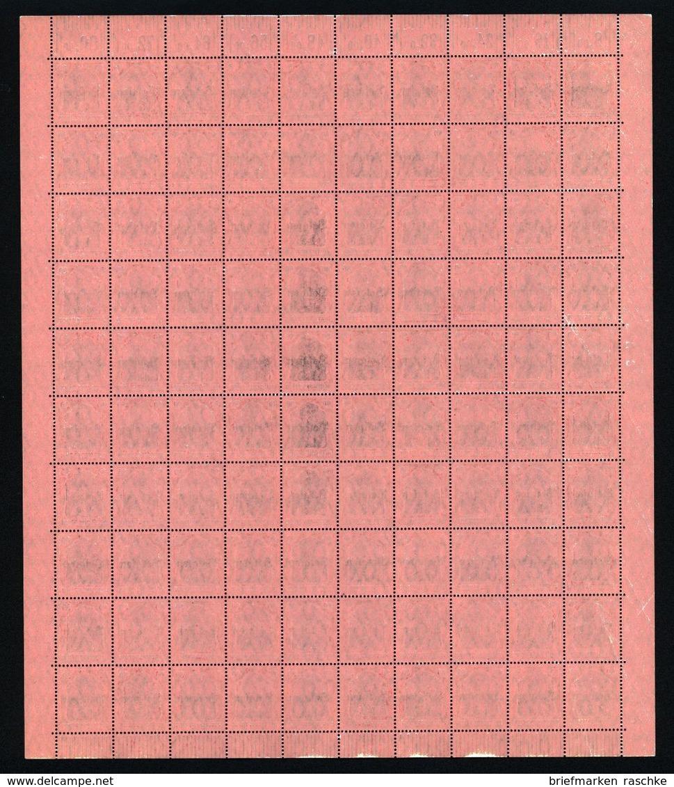 Belgien,22 Im Bogen,xx ( M6) - Besetzungen 1914-18