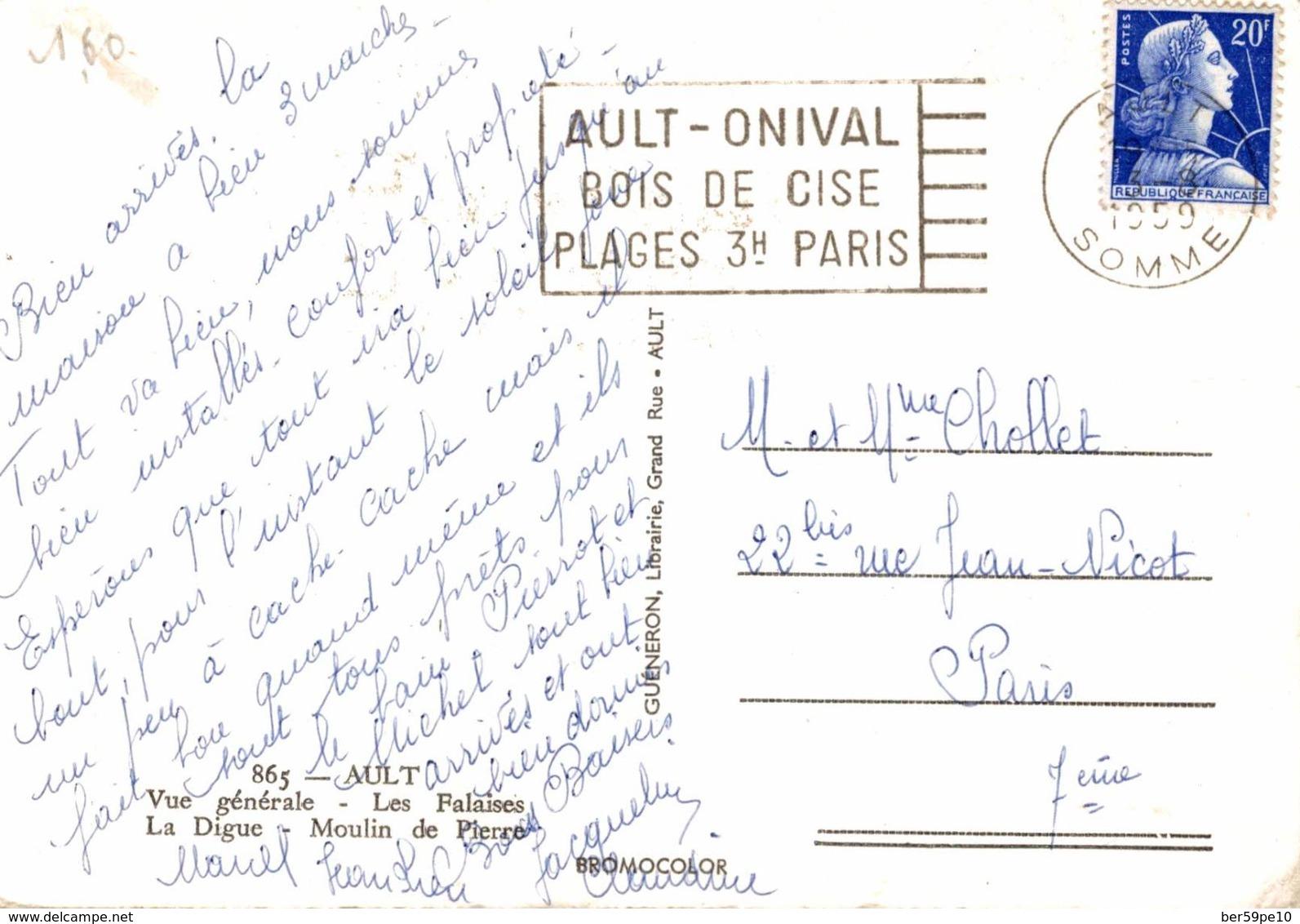 80 AULT MULTI-VUES - Ault
