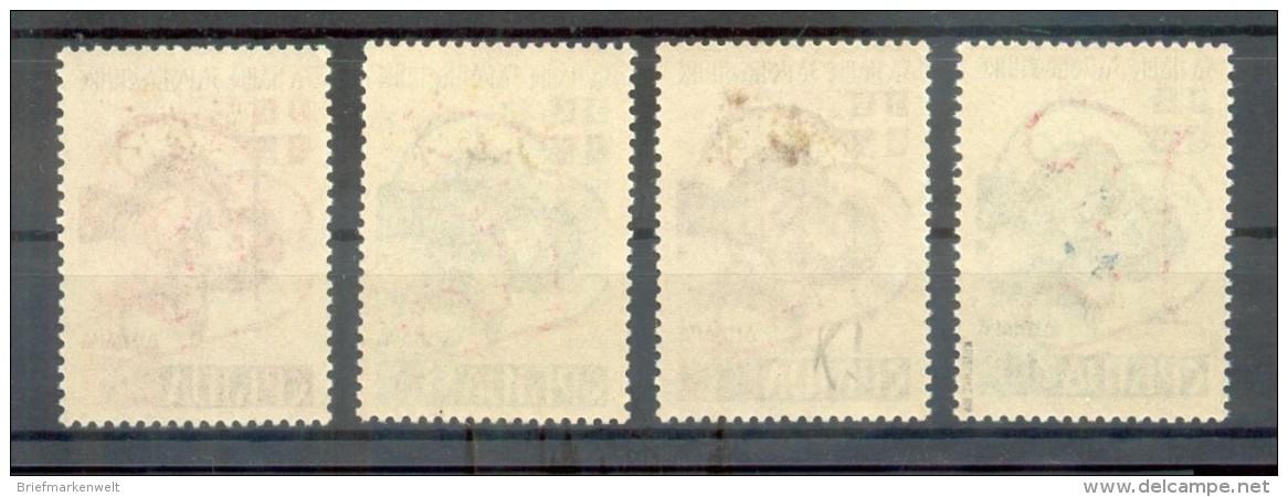 Serbien 54/57AIV SATZ **POSTFRISCH 350EUR (A3455 - Bezetting 1938-45