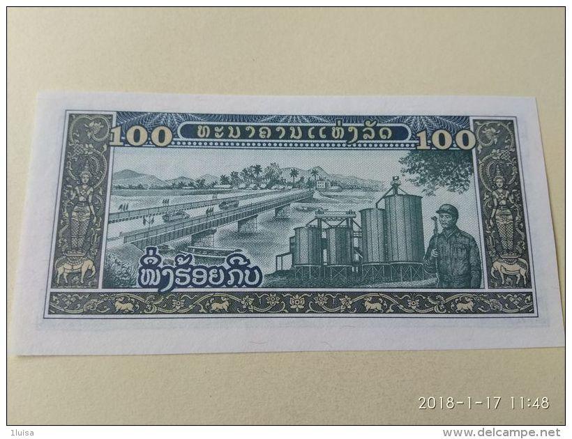 100 Kip 1988 - Laos