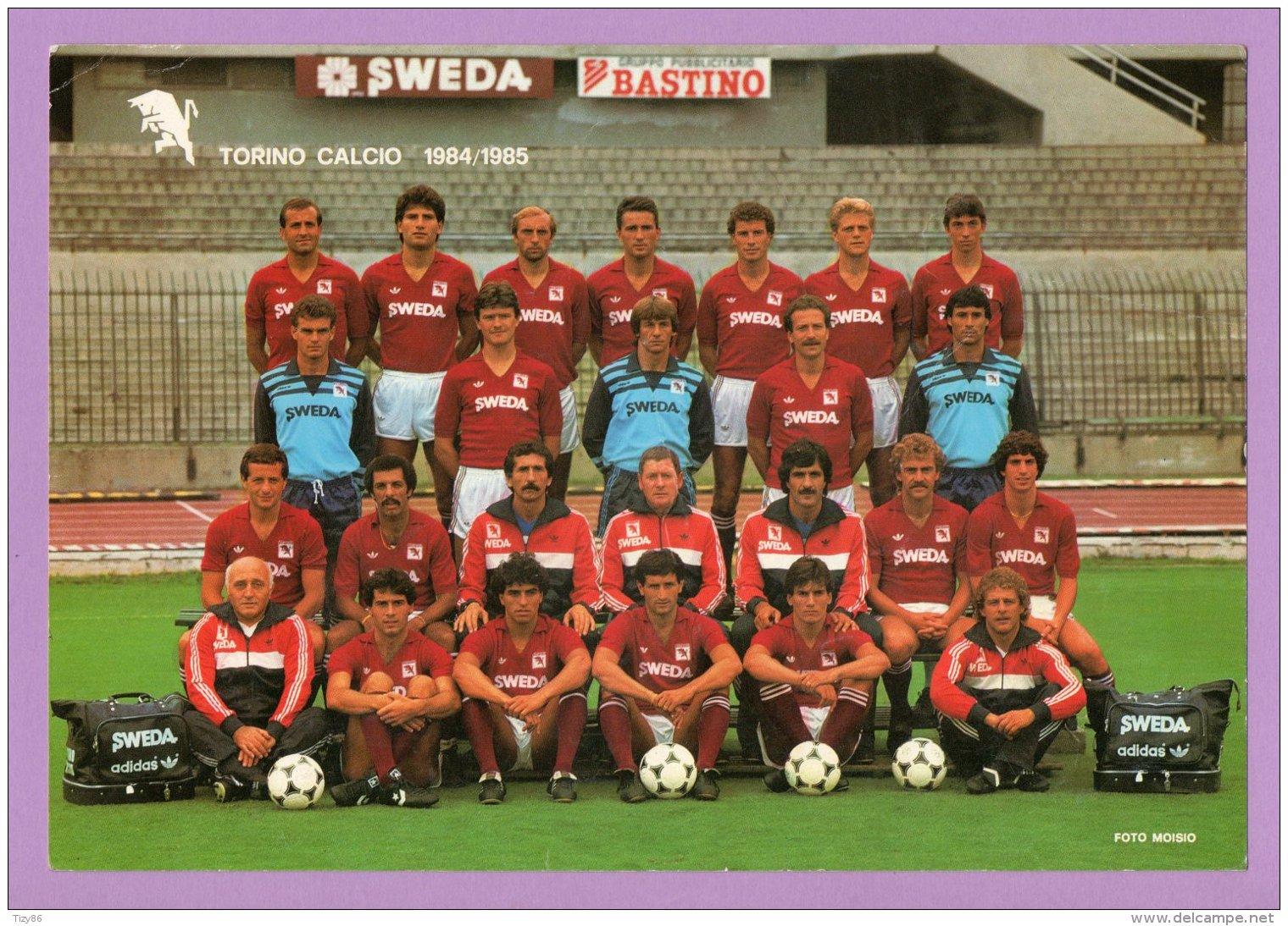 Fotografia Toro  Calcio 1984/1985 - Riproduzioni
