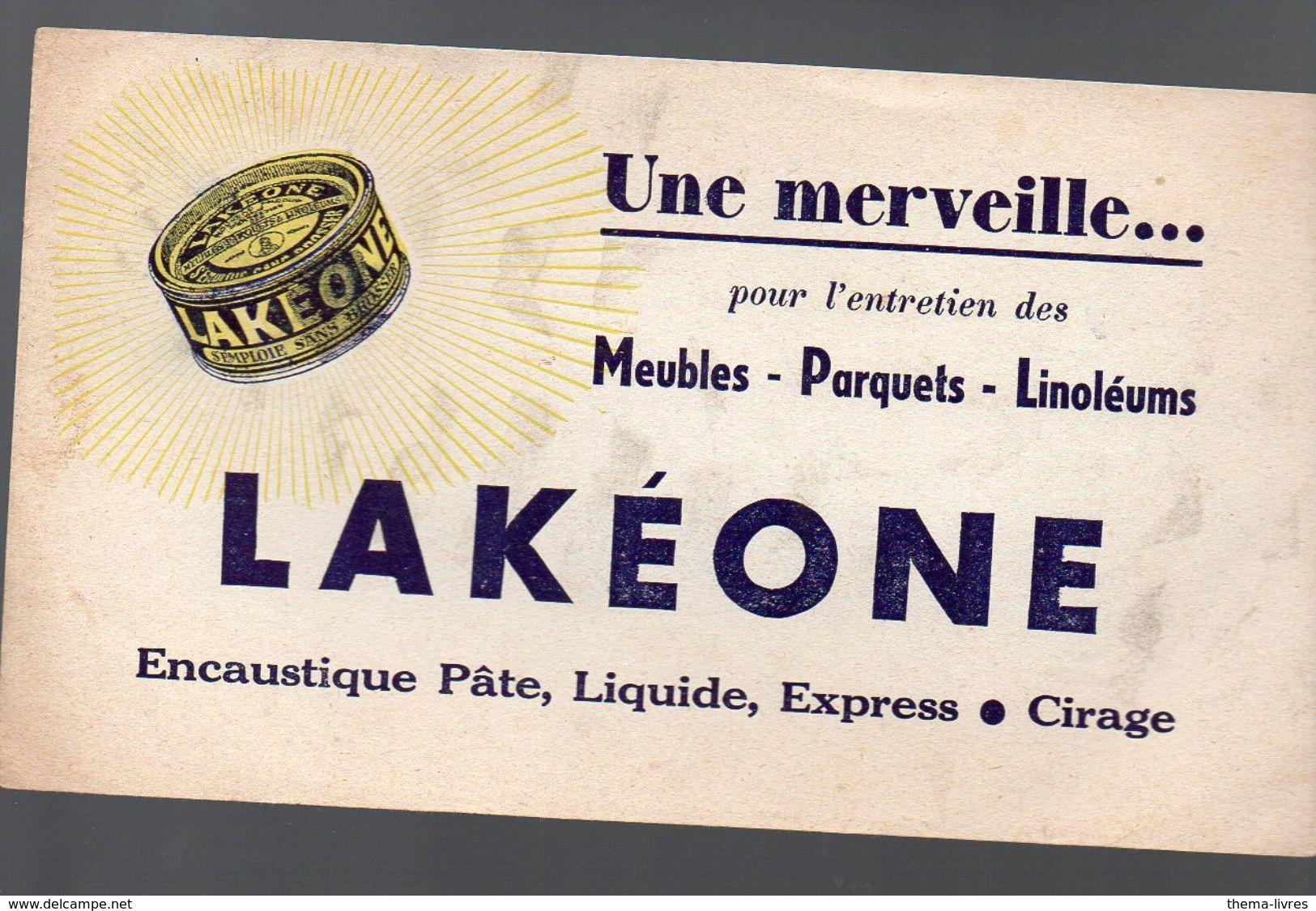 Buvard LAKEONE (PPP6706) - Vloeipapier