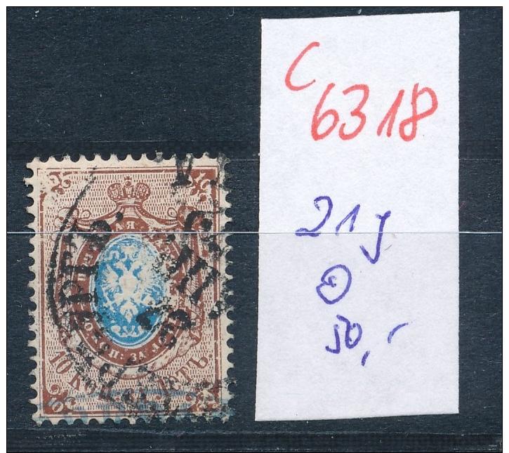Russland Nr. 21 Y  O (c 6318 ) -siehe Bild - 1857-1916 Imperium