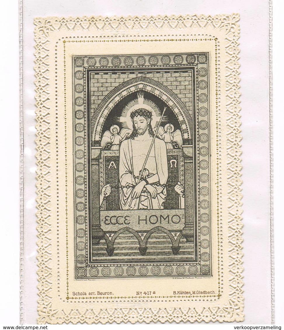 ANS Premiere Messe Sollennelle  1896 - Images Religieuses