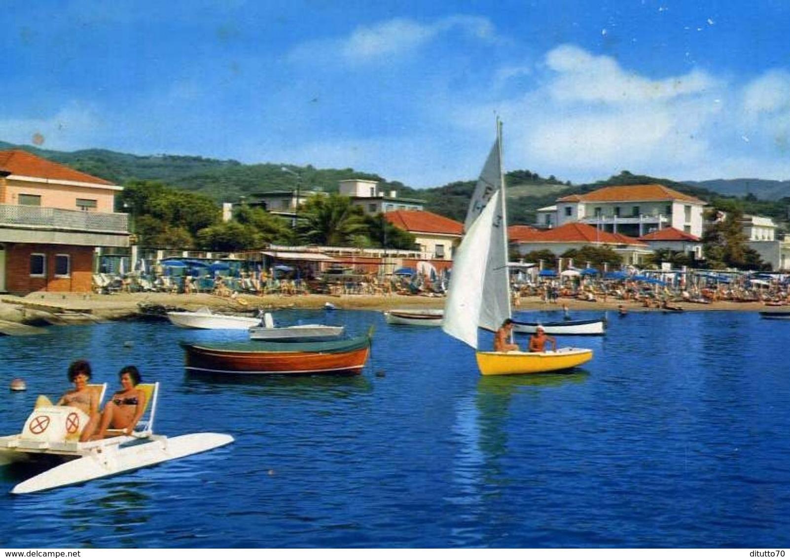 Diana Marina - Imperia - Scorcio Panoramico - 46 - Formato Grande Viaggiata – E 4 - Imperia