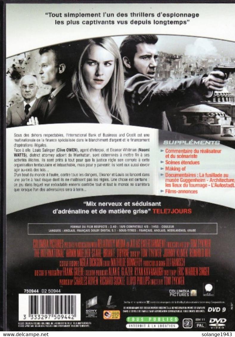 DVD L ENQUETE  Etat: TTB Port 110 Gr Ou 30gr - Policiers