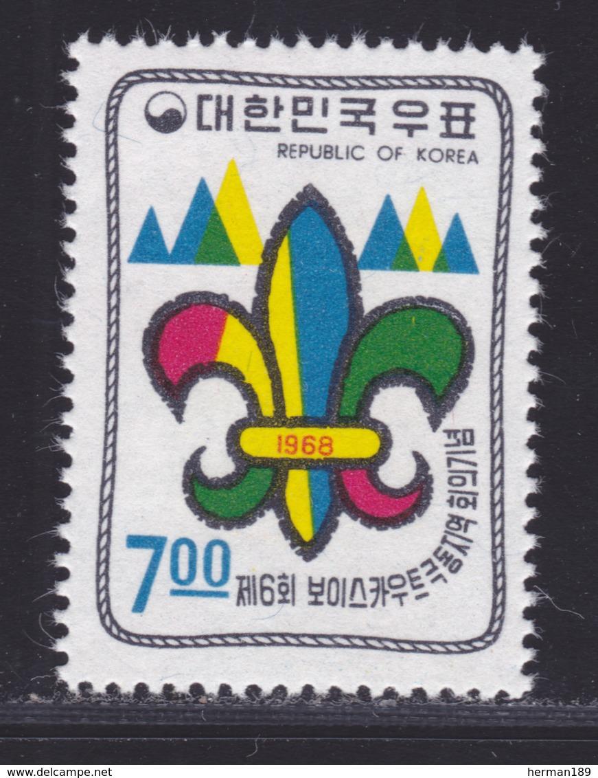 COREE DU SUD N°  516 ** MNH Neuf Sans Charnière, TB (D4588) Conférence Scoute - Corée Du Sud