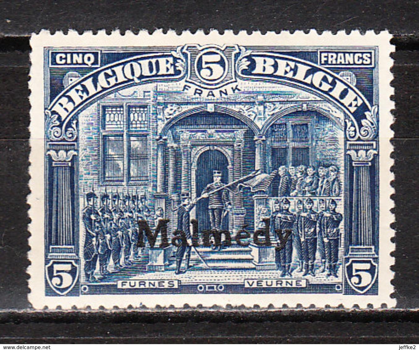 OC77**  Timbre De 1915 Surchargé MALMEDY - MNH** - LOOK!!!! - WW I