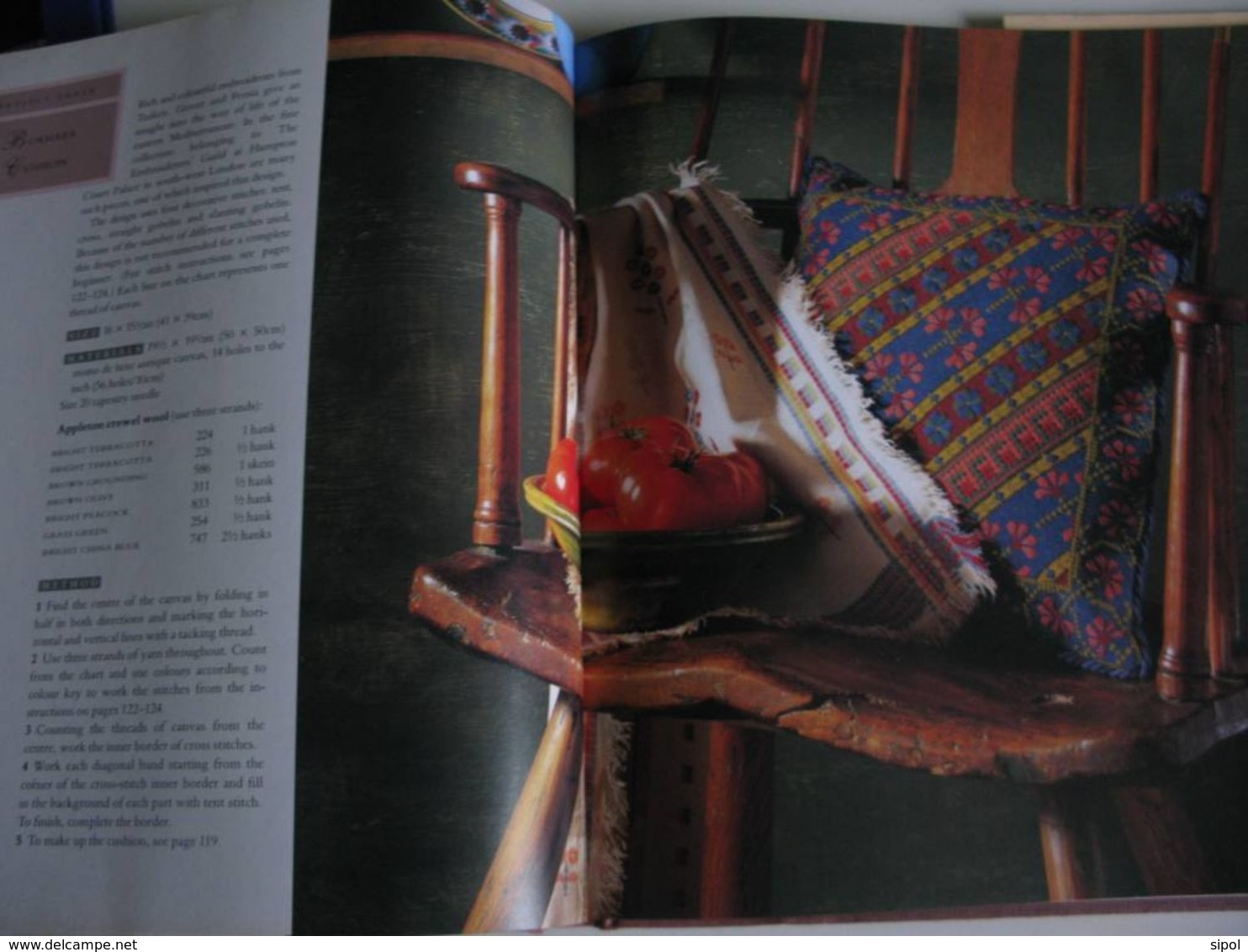 Loisirs Créatifs Tapestry & Beadwork- Julia Hickman 128 Pages - 1993 TBE - Livres, BD, Revues