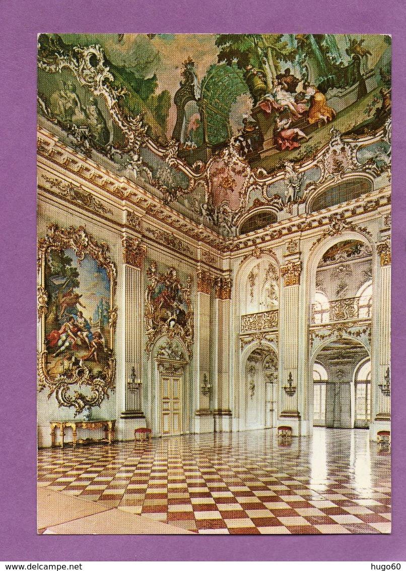 SCHLOSS NYMPHENBURG - Steinerner Saal - Great Hall - Allemagne