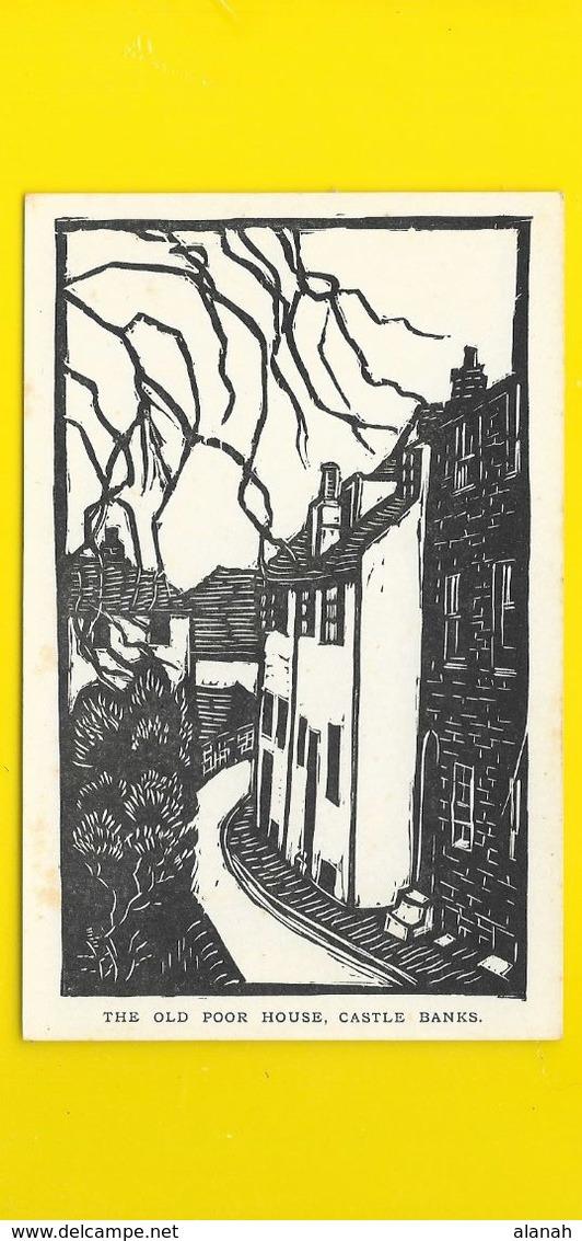 The Old Poor House, Castle Banks Pays De Galles UK - Pays De Galles