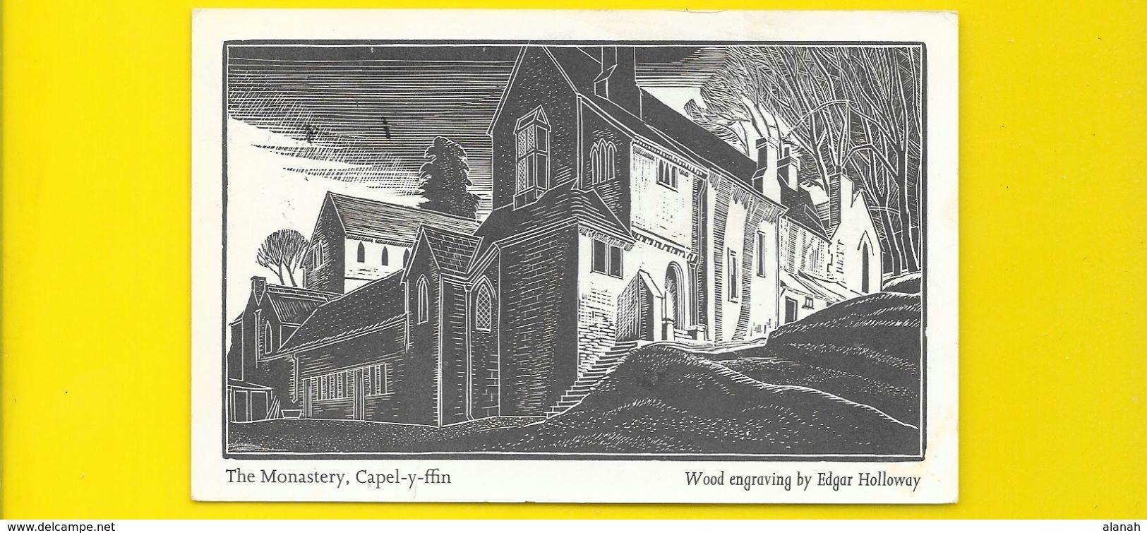 The Monastery, Capel Y Ffin Holloway Abergavenny Pays De Galles UK - Pays De Galles