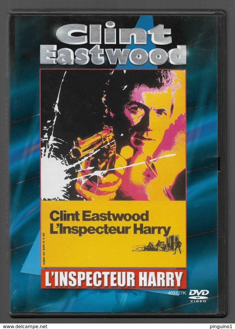 L'inspecteur Harry Clint Eastwood - Policiers