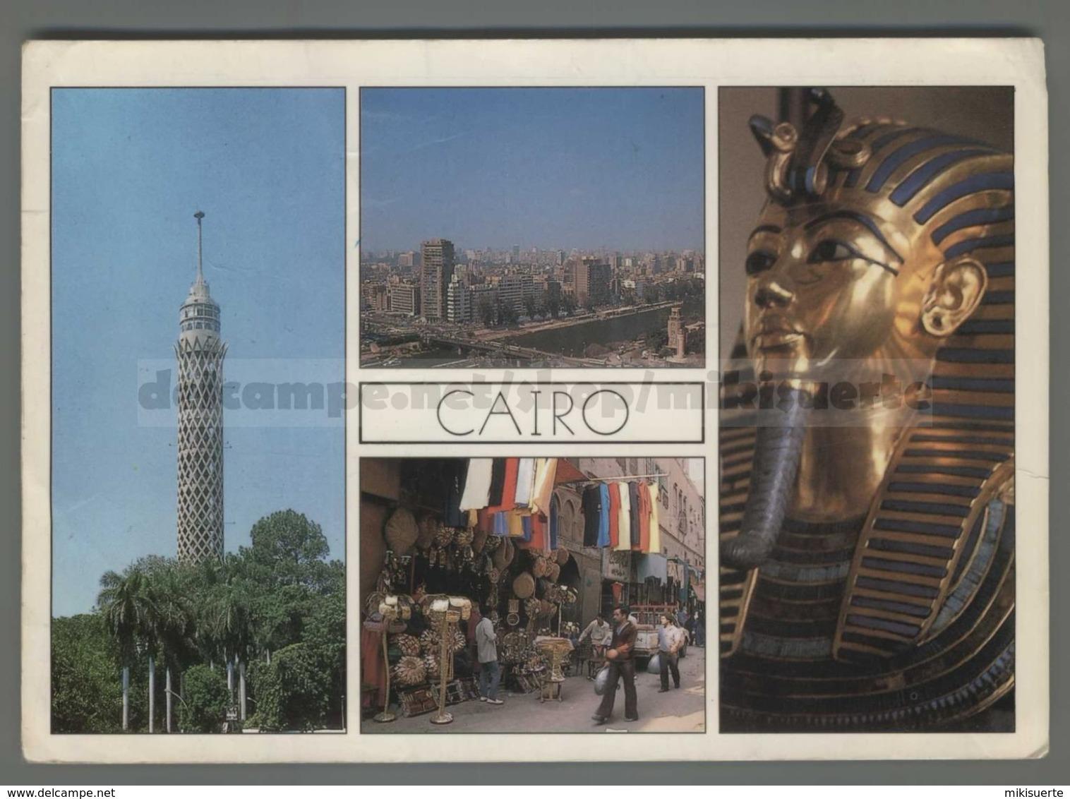 V4468 EGYPT CAIRO VIEWS VG ExtraGrand (m) - Cairo