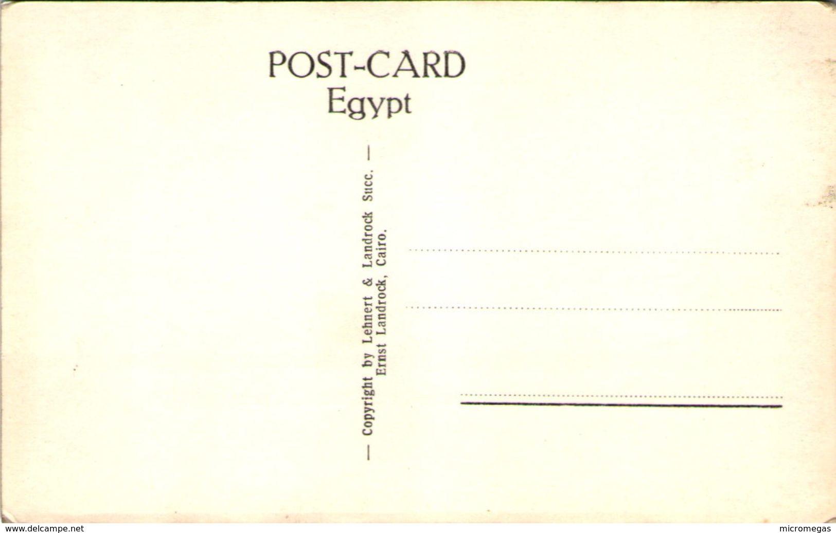 CAIRO - Museum - Statue Of Amenemhet III (XII Dyn.) - Museums