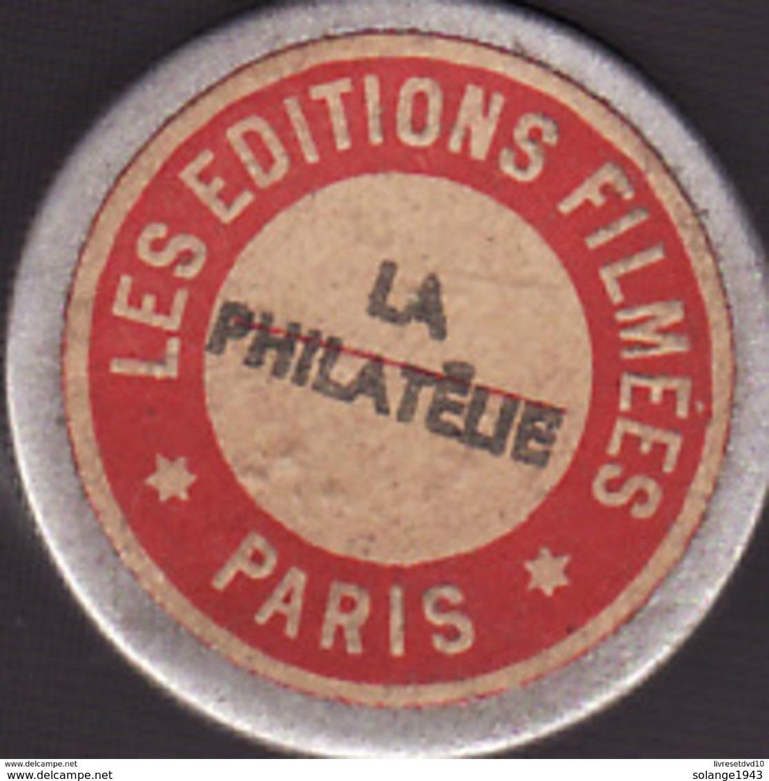1 Film Fixe LA PHILATELIE (ETAT TTB ) - Pellicole Cinematografiche: 35mm-16mm-9,5+8+S8mm