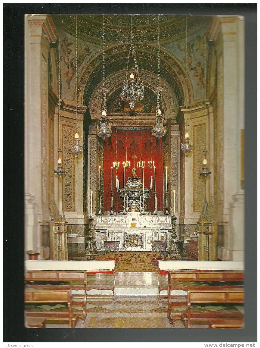 REF. 41 - PALERMO . CATTEDRALE . CAPPELLA DI S ROSALIA - VIAGGIATA 1975 - Palermo