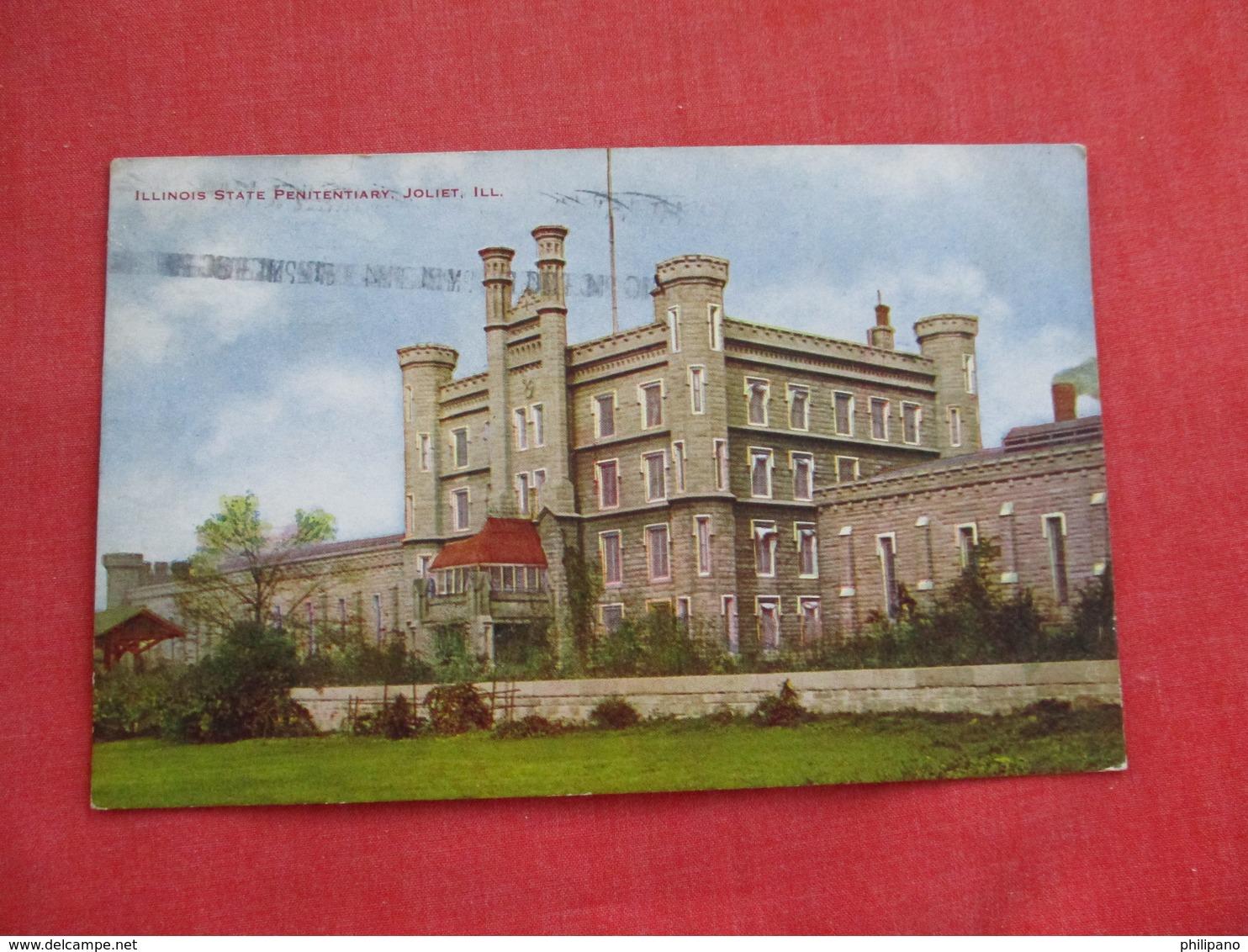 Prison  Illinois State  Joliet   Ref 2816 - Gevangenis