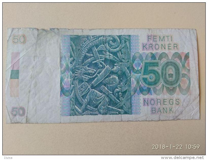 50 Korone 1990 - Norvegia