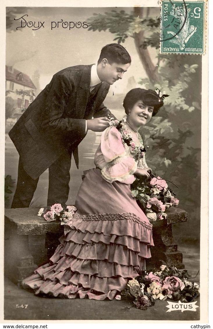 Collection Couples Lot De 28 Cartes - Cartes Postales