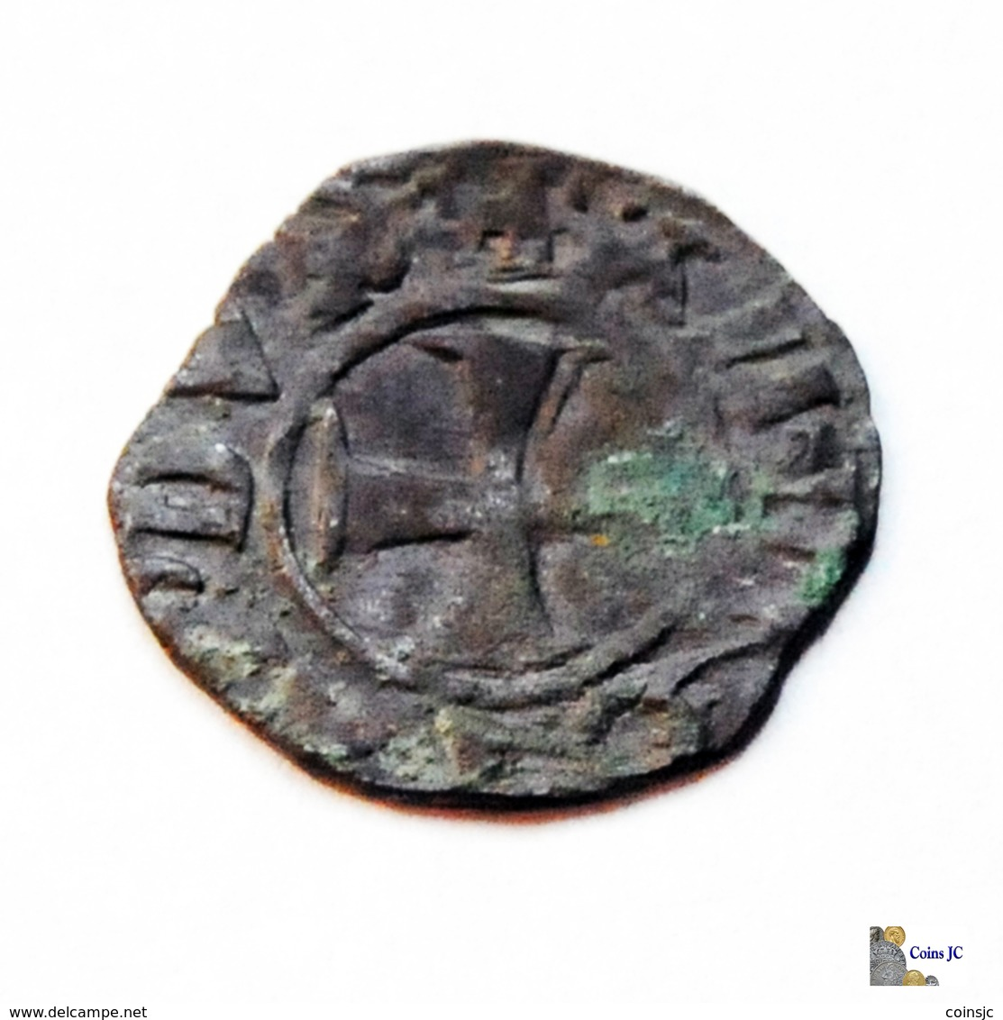 Italia - Venecia - Tornasello - Antonio Venier -  (1382-1400) - Monnaies Régionales