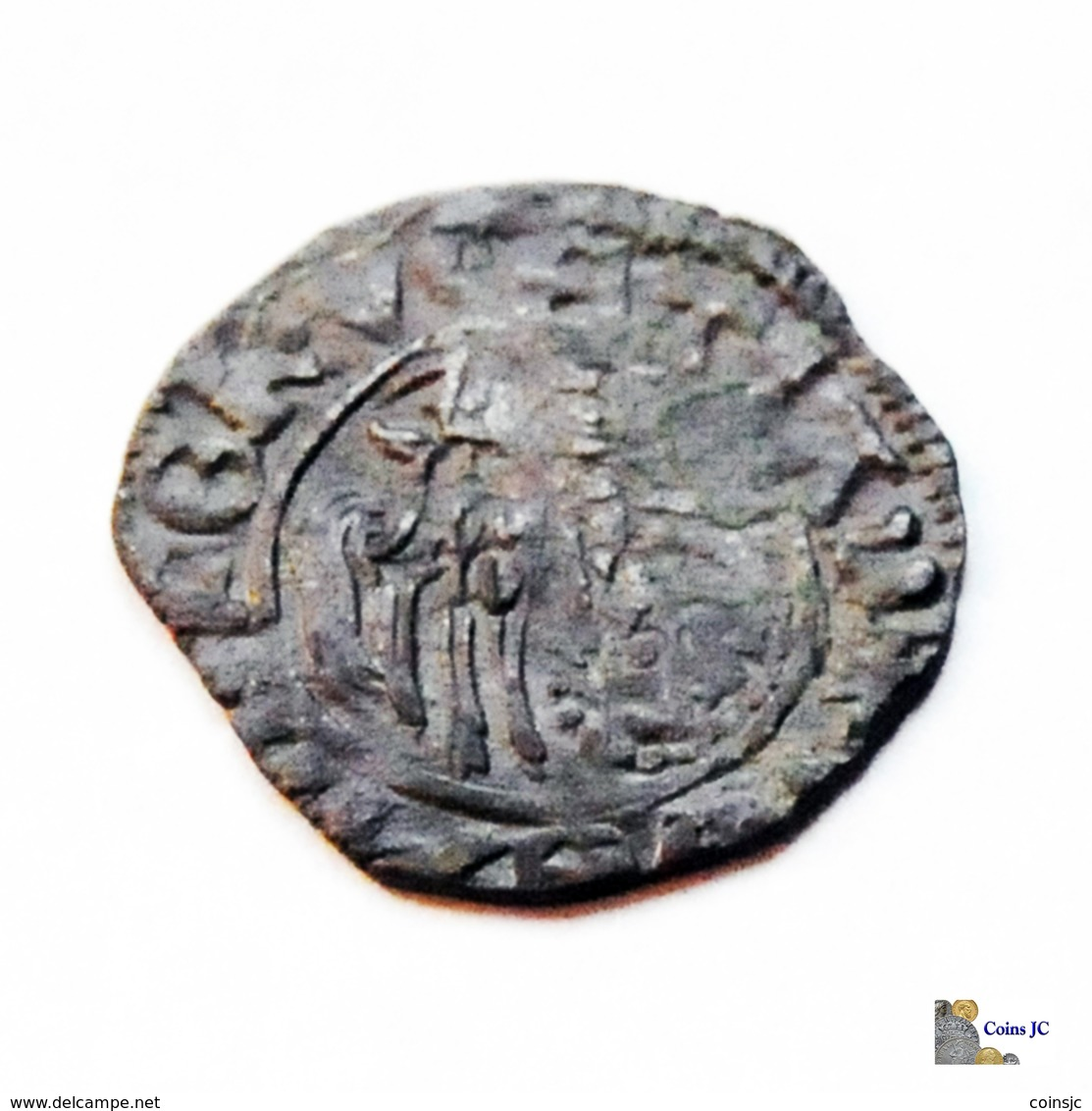 Italia - Venecia - Tornasello - Antonio Venier -  (1382-1400) - Monedas Regionales