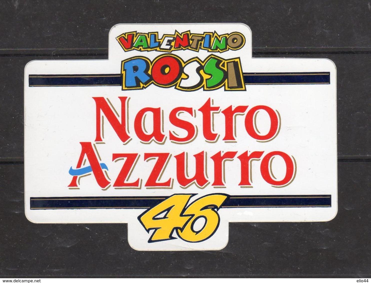 Nastro Azzurro - 46  Valentino Rossi - - Stickers