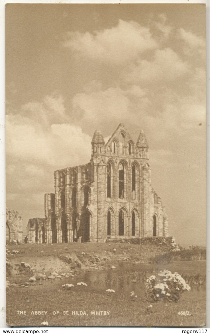 The Abbey Of St. Hilda, Whitby - Whitby
