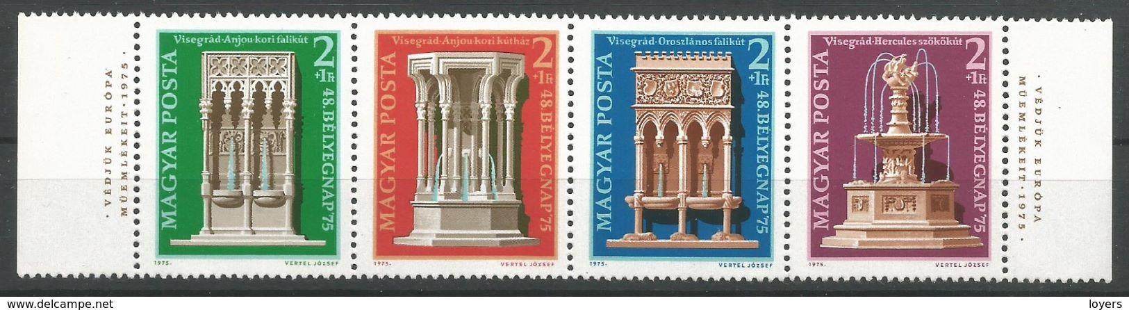 TP DE HONGRIE  N°  2447/50  NEUFS SANS CHARNIRE. - Hongrie