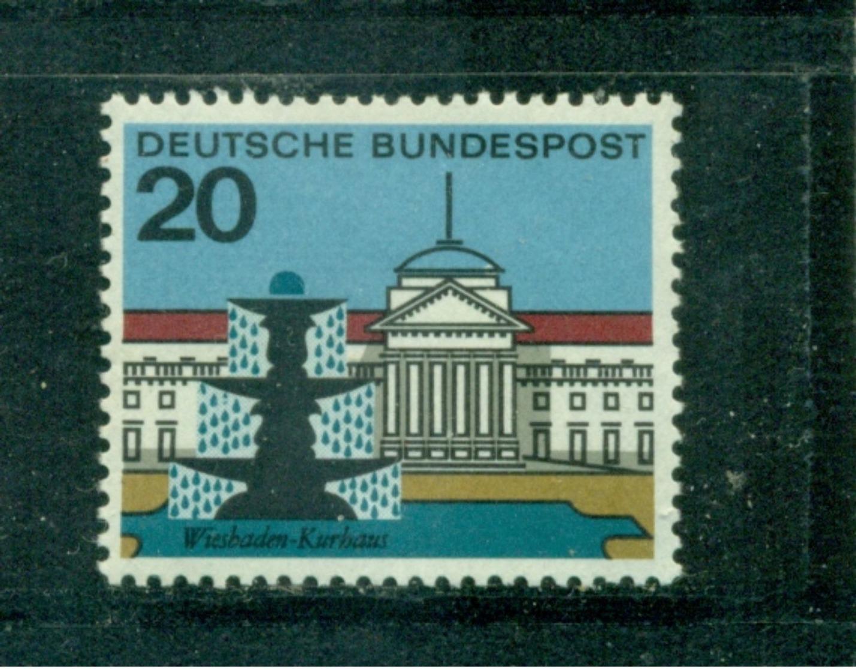 Wiesbaden Nr.420 PF I Postfrisch ** Geprüft BPP - [7] République Fédérale