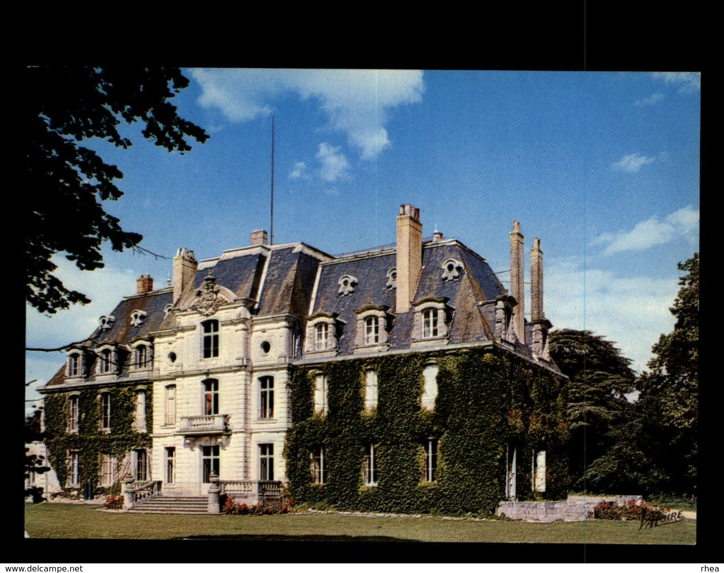 37 - LA FERRIERE - Chateau - - France