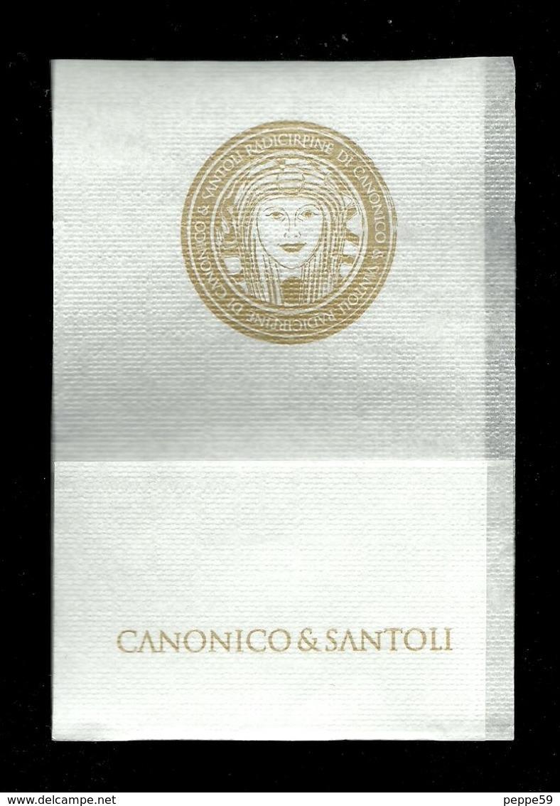 Tovagliolino Da Caffè - Canonico E Santoli - Tovaglioli Bar-caffè-ristoranti