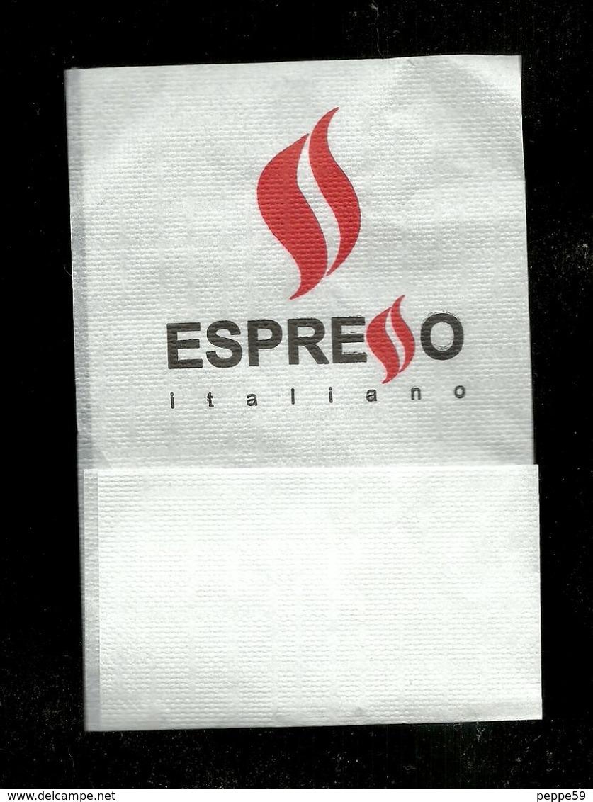 Tovagliolino Da Caffè - Espresso Italiano - Tovaglioli Bar-caffè-ristoranti