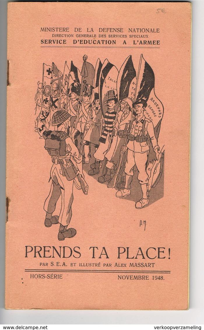 Prends Te Place - Libri